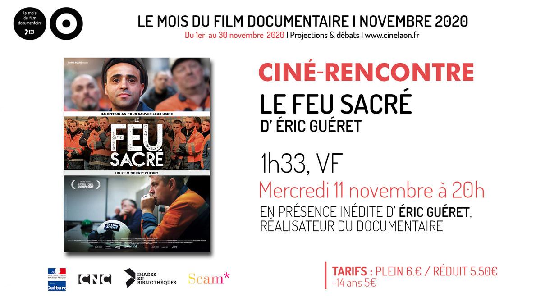Photo du film Le Feu sacré