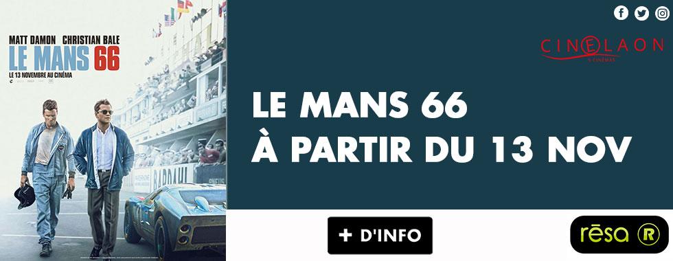 Photo du film Le Mans 66