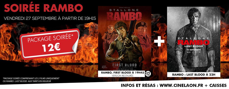 "Photo du film SOIREE SPECIALE ""RAMBO"""