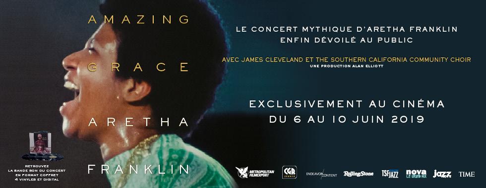 Photo du film Amazing Grace - Aretha Franklin