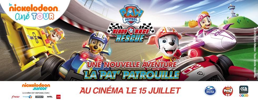 Photo du film La Pat' Patrouille : La grande course !